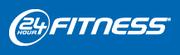 24-Hour FitnessLogo