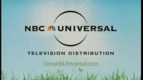 "NBC Universal Television Distribution Logo (2009) ""Silent Variant"""