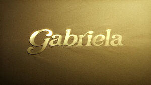 Logotipo de Gabriela