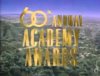 Oscars 1988