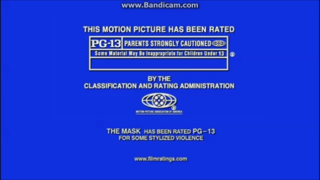 MPAA PG-13 Rating (The Mask Variant).png