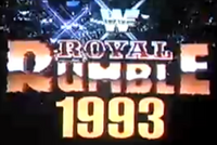 Royal rumble 1993