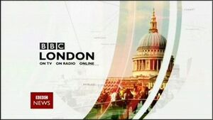 BBC LONDON NEWS (2013)
