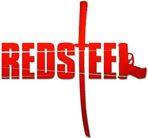 Red steel logo