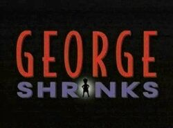 George Shrinks logo