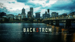Backstrom Intertitle