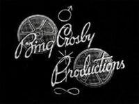 Bing Crosby Productions logo 1961