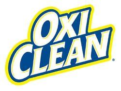 Oxi clean duck sauce