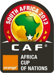 2013 Africa Cup of Nations logo