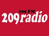 209 RADIO (late 2009)