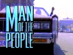 Man of the people-show