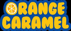 Orange Caramel My Copycat logo