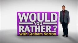 Would You Rather Graham Norton