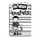 No More Ouchies logo