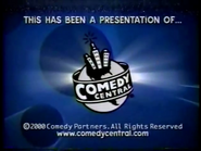 Comedy Central Productions 2000 b