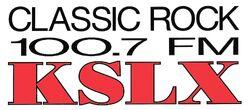 100.7 FM KSLX