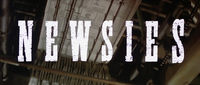 Newsies title card 1992