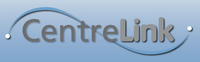 GNE CentreLink X66 logo