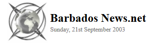 Barbados News.Net 2003