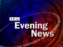 ITV Evening News Titles (2001)