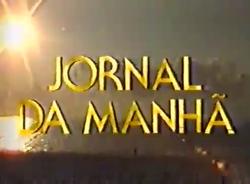 Jornal da Manhã 1990