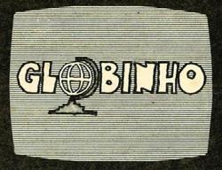Logo globinho 1972