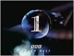 BBC 1 1991 South West
