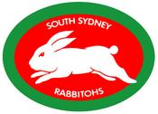 South Sydney Rabbitohs logo (introduced 1988)