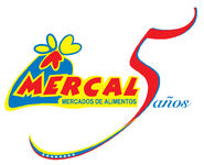 Mercal Logo 5 Años