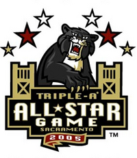 2005 Triple-A All-Star Game logo
