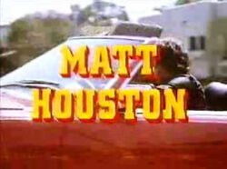 Matt Houston Intro Screenshot