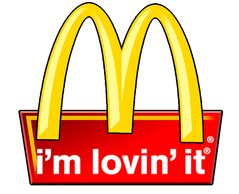 Image - McDonald's 1992 logo with 2003 slogan.png | Logopedia | Fandom ...