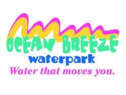 Ocean breeze waterpark logo1