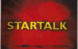 Startalk 11th Year OBB Logo (October 2006)