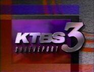 KTBS 3 station idpromonewsbreak montage 1986-2016 (Shreveport ABC) 6