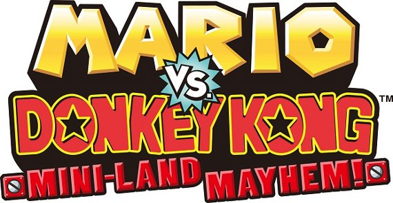 Mario vs Donkey Kong Mini-Land Mayhem