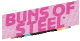 Buns of Steel logo