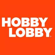 Hobby lobby logo detail