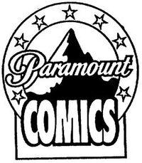 Paramount comics