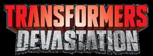 TRANSFORMERS-Devasation-Logo