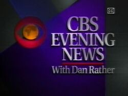 CBS Evening News with Dan Rather (1991)
