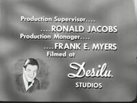 Desilu Dick Van Dyke Show