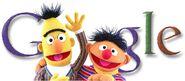 Google Sesame Street - Bert and Ernie