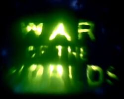 War of the Worlds S2 Intertitle