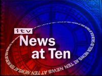 ITV News at Ten 2001