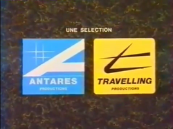 Antares & Travalling Second Logo