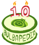 Bulbapedia 10th