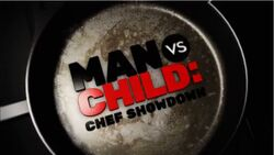 Man vs. Child Chef Showdown