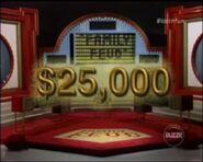 Bullseye $25,000