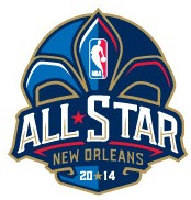 2014 NBA All-Star Logo